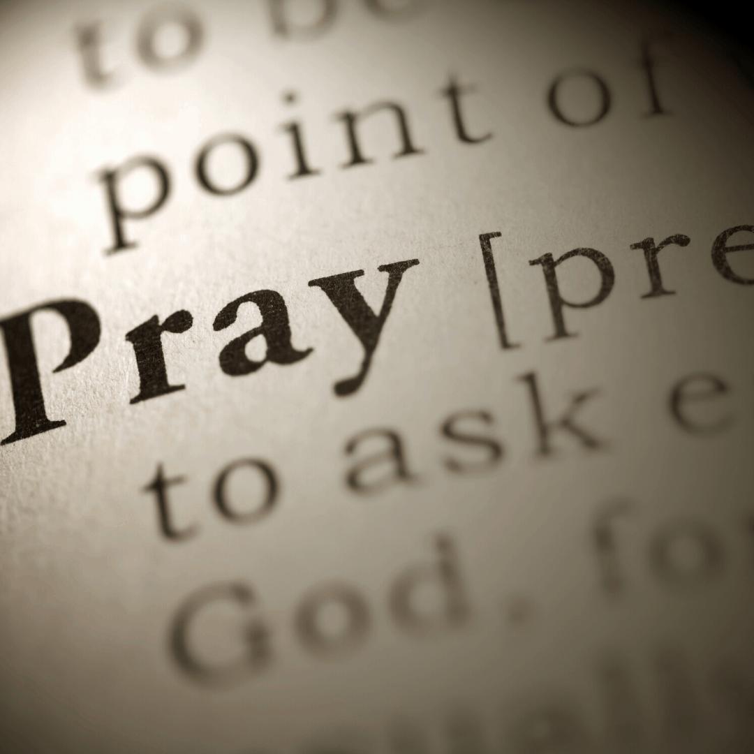 how to pray like Daniel