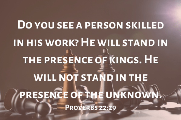 bible verses about work stress