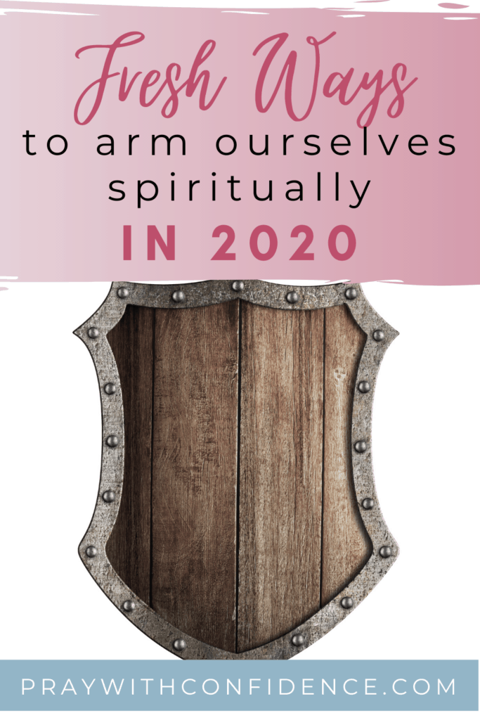 arming ourselves spiritually