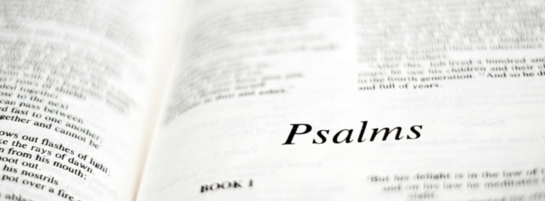 30 Best Psalms for Anxiety [& How to Find Them!]