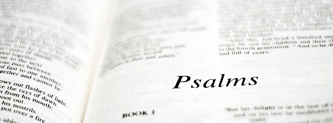psalms for anxiety and fear