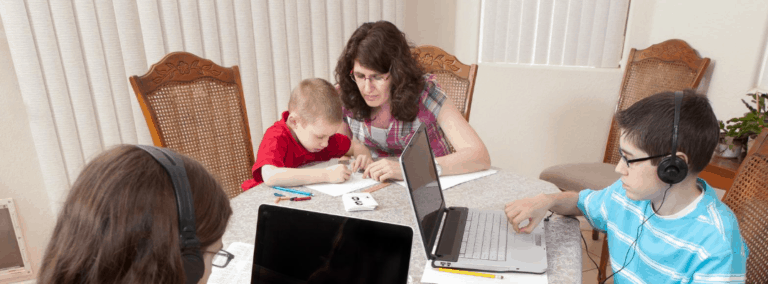 3 Calming Prayers for the Unexpected Homeschool Mom