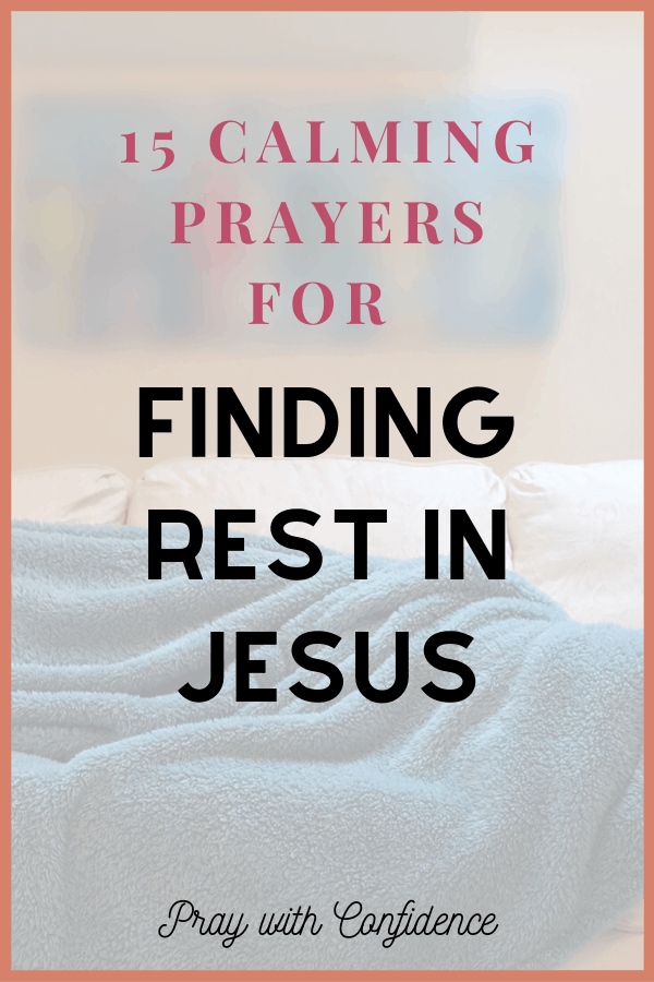 bible verses about finding rest