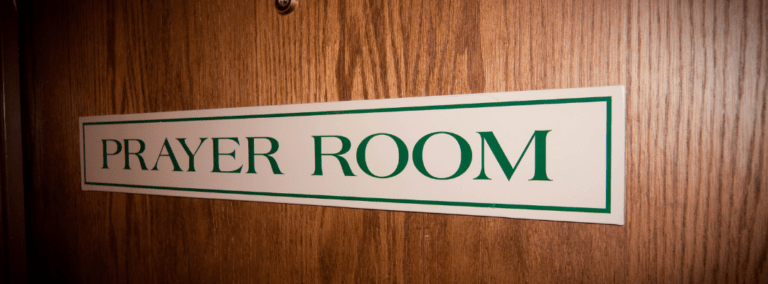 Prayer Room Ideas [No Matter Where Your Prayer Room Is!]