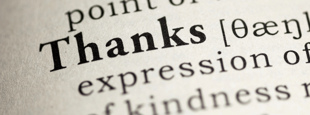 things to thank God for