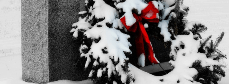 How to Celebrate Christmas While Grieving the Loss of a Loved One