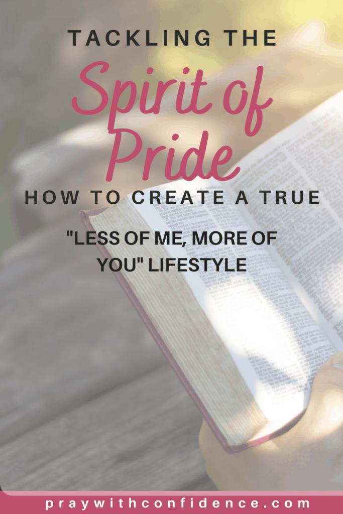 spirit of pride
