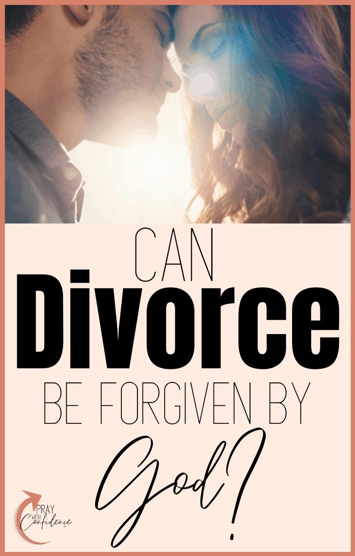 Does God hate divorce?