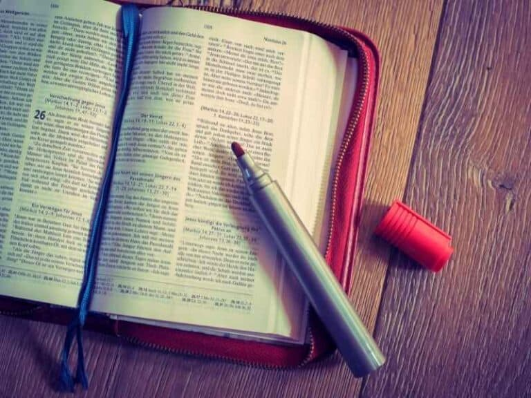 Bible Color Coding: The BEST Way to Color Code Your Bible